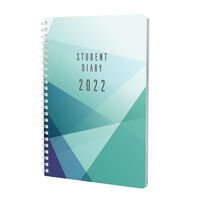 Diary 2019 Collins SCHOOL student SPIRAL SC37sp A5 WTO - CODE: SC37SP-19 School Diaries