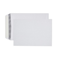 Envelope 324x229 C4 [PnS] [Sec] White bx 250 80gsm Cumberland 612333 Strip Peel and Seal Secretive