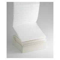 Computer Labels 89x36mm 3 wide white Avery 939105 - box 10000