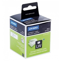 Dymo Labelwriter 28x89mm 99010 box 2 (260 labels) Genuine Address Labels