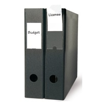 Label Holder 3L 55mm x 102mm 10335 Pack 6