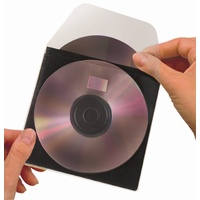 CD ROM Pocket 3L With Flap Self Adhesive 127 x 127 6832100 - box 100