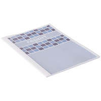 Thermal Binding Covers A4  3mm (100) White BCT30W100 Box 100