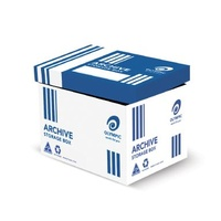Archive Box Olympic Foolscap 29650 carton of 20