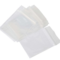 Zip Lock Bags  90x150mm Satty 40um pack 100