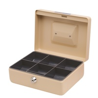 Cash Box  8 inch Classic Beige Concord 375082 QLD stock only