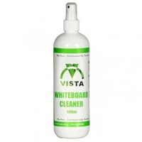 Whiteboard Cleaner Vista Pump Action 500ml Bottle VWBC