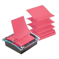 Post it Note POP UP 76x76 Dispenser BLACK DS330-BK takes R330 pads