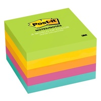 Post It Notes  76x76 654-5UC pack 5 Jaipur Collection 3M ID 70005249324