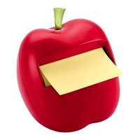 Post It Pop Up Notes Dispenser 3M 73mm x 73mm APL330 Apple - each