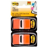 Flags Post-it 680-OE2 Orange 25x43mm 2 pack 3M ID 70071206042