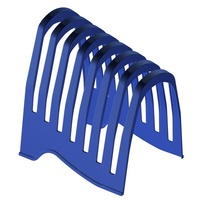Incline sorter Step Files Italplast Large Plastic I408 Blueberry