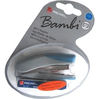 Stapler > 10 sheet No 25 Bambi Rexel R2100154 - each