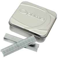 Rexel Optima Staples High Capacity Silver 2102497 - box 2500