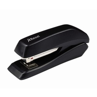 Stapler > 15 sheet 26/6 Half strip Gemini BLACK Rexel 2100029 - each