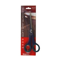 Scissors 178mm Belgrave Soft Grip Stainless Steel SC2