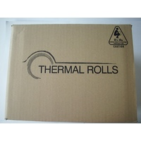 Thermal roll 80m x 80mm x 17mm - box 36  TR80801736E