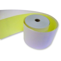 Calculator and Printer Rolls 76x76x11.5 2 ply lint free - roll