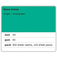 Copypaper OPTIX A4 80gsm Reva Green - pack 100