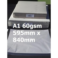 News Paper Bulky A1 60gsm 595mm x 840mm Ream 500 10452276 BN60A1