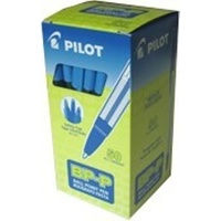 Pen Pilot BPP Medium Blue Ballpoint - box 50 ** sydney only