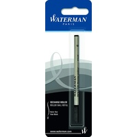 Pen Refill Waterman Roller Ball Black Fine