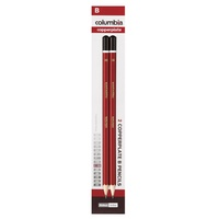 Pencil Columbia Copperplate B Pack 2