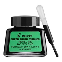 Marker Pilot Ink Refill Supercolor Black