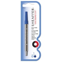 Pens Sheaffer Refill Classic RollerBall Med Blue 97325 Medium
