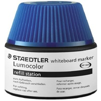 Whiteboard Marker Refill Station Blue 488-513 for 351 351B Lumocolor markers 20ml