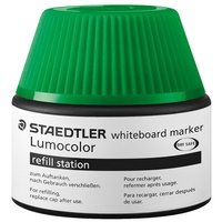 Whiteboard Marker Refill Station Green 488-515 for 351 351B Lumocolor markers 20ml