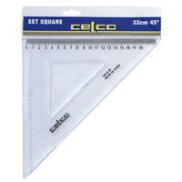 Set Square Celco 320mm 45 Degree 0307520 320B45
