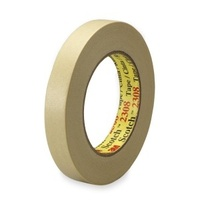 Masking Tape 3M Scotch 2308 24mm x 50M Pack 9 3m id AT010613001