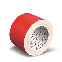 Tape Bookbinding Cloth Wotan 75x25m Red roll