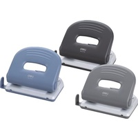 Paper Punch 2 hole  25 Sheet Deli 0119 Standard