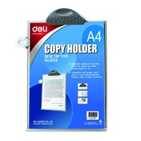 Copy Holder Desktop A4 Easel Deli 9258 adjustable angle stand,