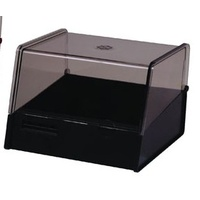 5x3 Card Box Charcoal Esselte 136250CHA for  System Cards