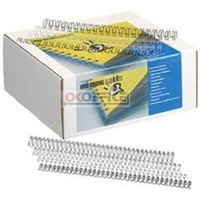 Binding Coil Wire 21 Loop 14mm White IBICO BE21W14w100 - box 100 obsolete item limited stock