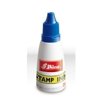 Stamp Pad Ink Shiny 28ml Blue for felt normal stamp pads S063 SO63