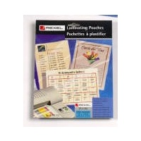 Laminating Pouch  A4 125 micron pack 25 Gloss Rexel 41624