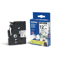 Brother TZeFX231 12x8m Flexible ID Black on White TZ-FX231 P-Touch - each