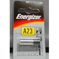 Batteries Energizer A23BP1 - pack 1