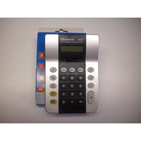 Calculator  8 Digit Desktop Digitron Keytone M908
