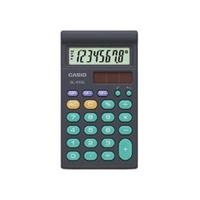 Calculator Casio SL450 8 Digit Display Solar Power SL450BP