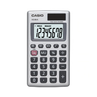 Calculator Casio HS8VABP Electronic 8 Digit Blister