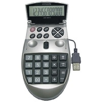 Calculator Citizen USBM012 12 Digit Laptop Connection With Mouse -