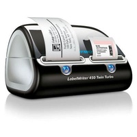 Dymo Label Writer LW450 Twin Turbo Holds 2 rolls and turbo SD0840380