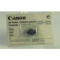 Calculator Ink Roller Canon CP20 Purple - each