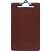 Clipboard A4 Masonite Large Clip 337114