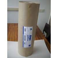 Brown Paper Roll 600mm wide 60 - 65gsm 340 metre KKR087 - roll